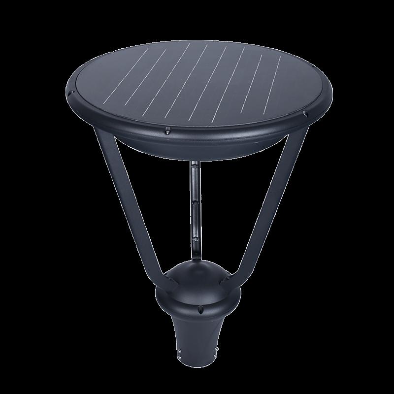 classical solar park light
