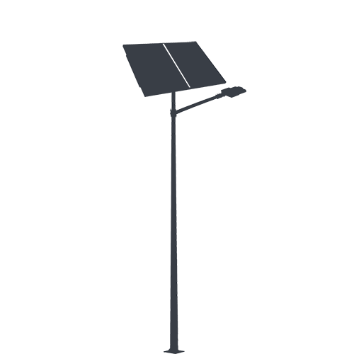 solar road light icon