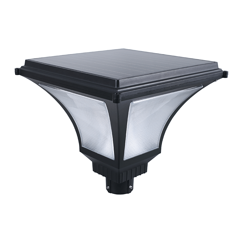 solar post top light s007
