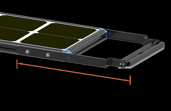 extendable led module