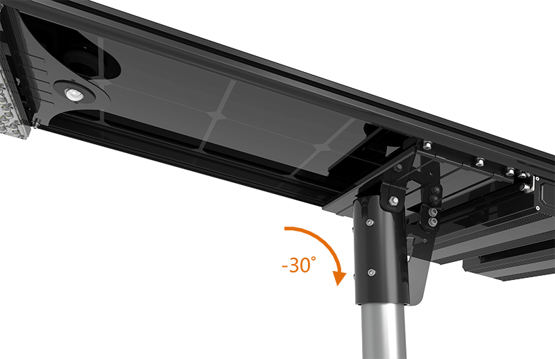 mounting angle rotatable