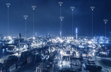 smart solar street light be a part of smart city