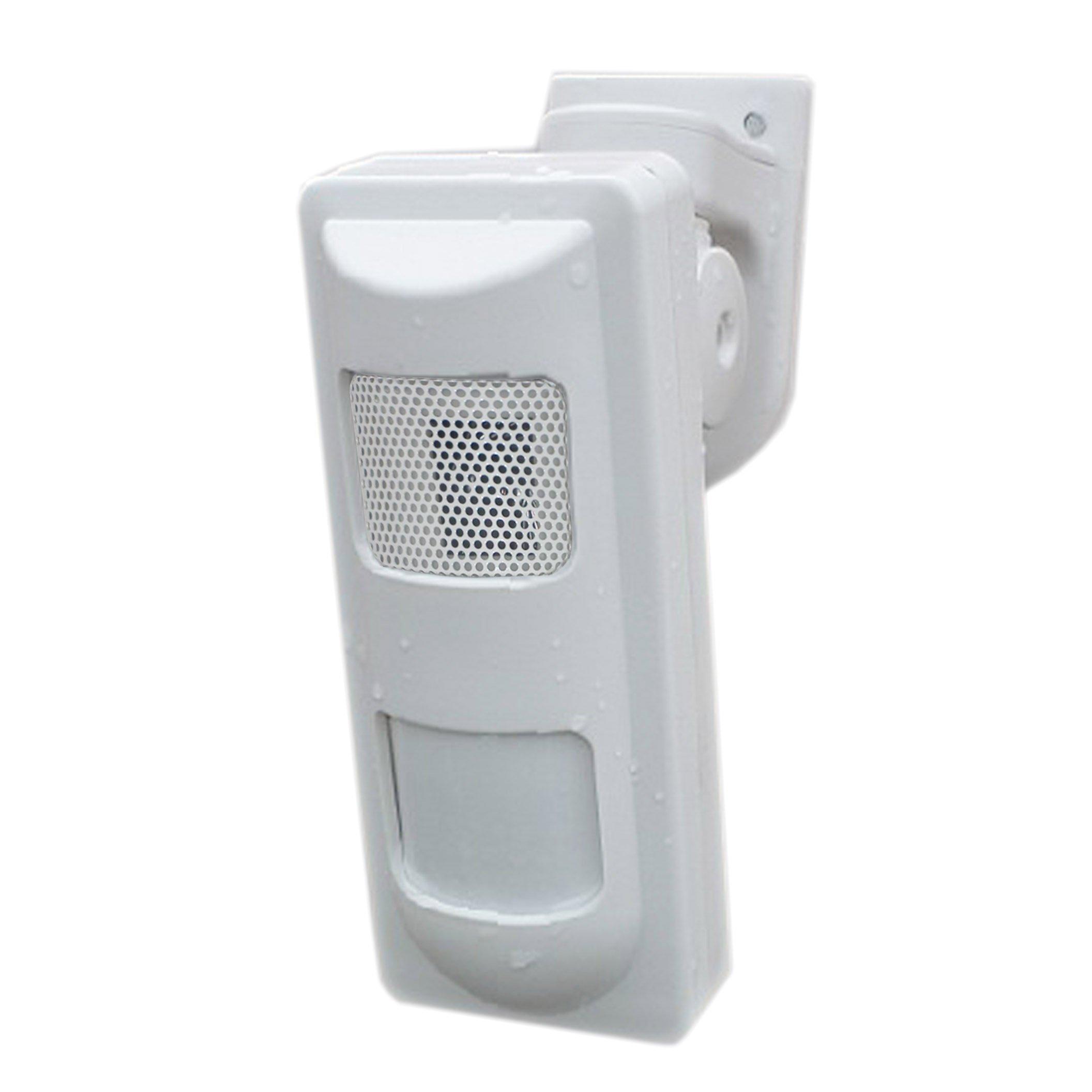 Integrated Siren Alarm